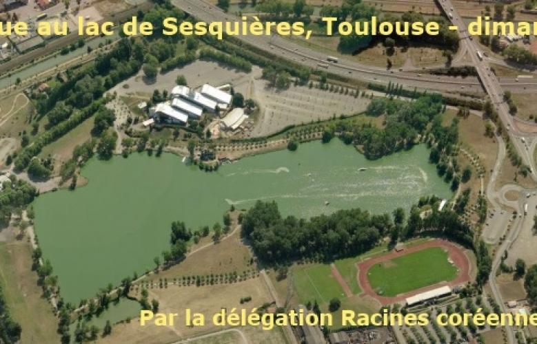 Pique-nique de fin de saison à Toulouse, dimanche 22 juin 2014