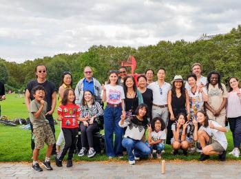 Pique-Nique au parc de la Villette – 12 septembre 2021
