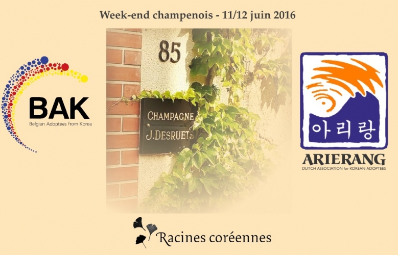 Weekend champenois – 11/12 juin 2016