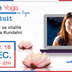"""Cours de Yoga #2 avec Laure """"Rajavtar"""""""
