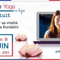 Cours de Yoga #8 avec Laure «Rajavtar»