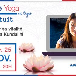 """Cours de Yoga avec Laure """"Rajavtar"""""""