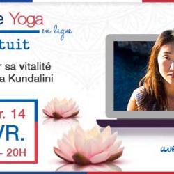 """Cours de Yoga #6 avec Laure """"Rajavtar"""""""